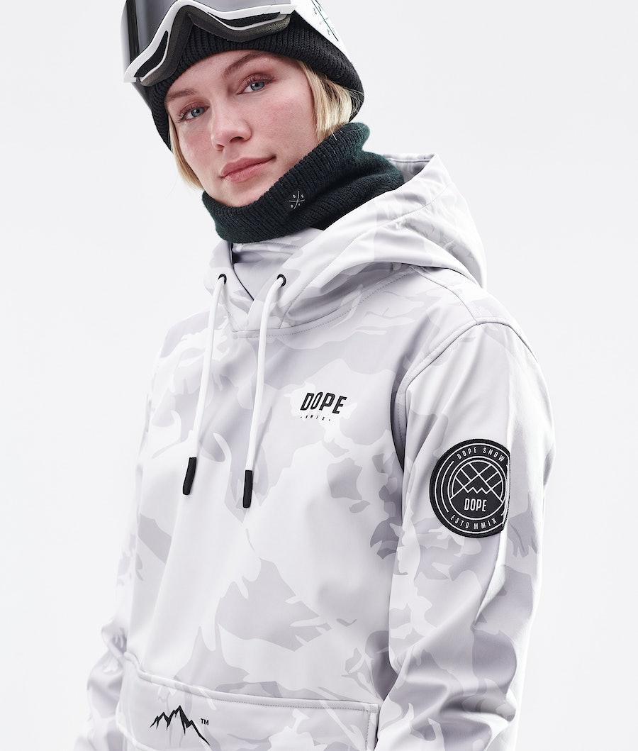 Dope Wylie Capital W Ski jas Dames Tucks Camo