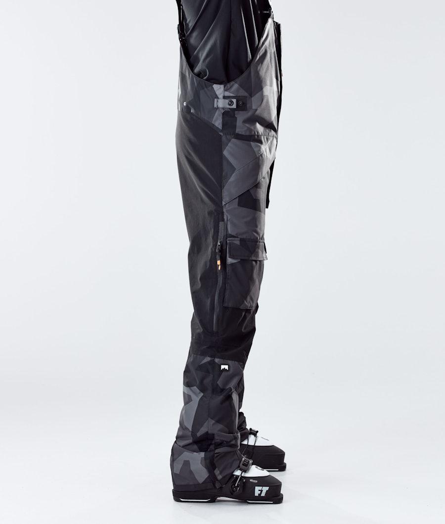 Montec Fawk Ski Pants Night Camo/Black