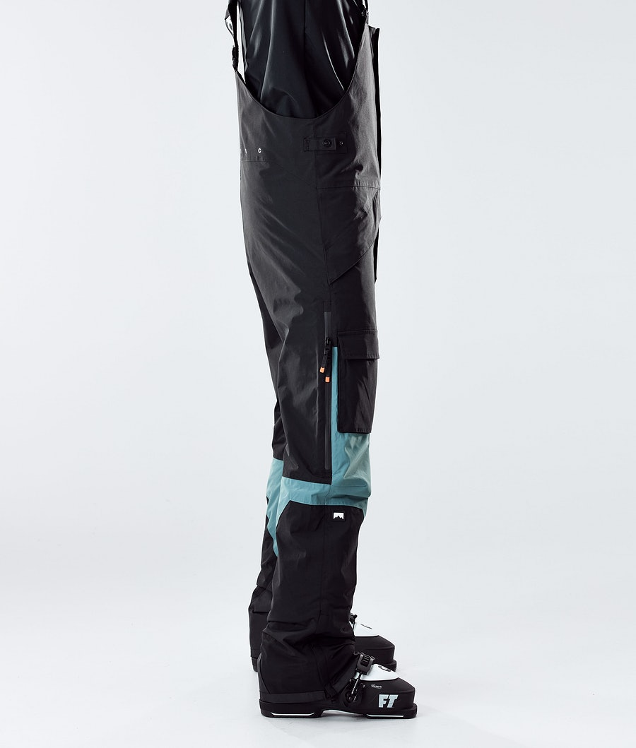 Montec Fawk Ski Pants Black/Atlantic