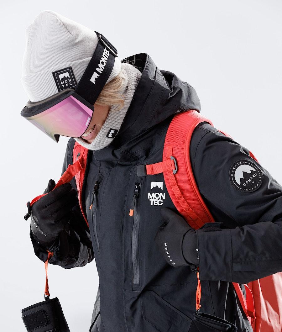 Montec Roc W Women's Ski Jacket Black