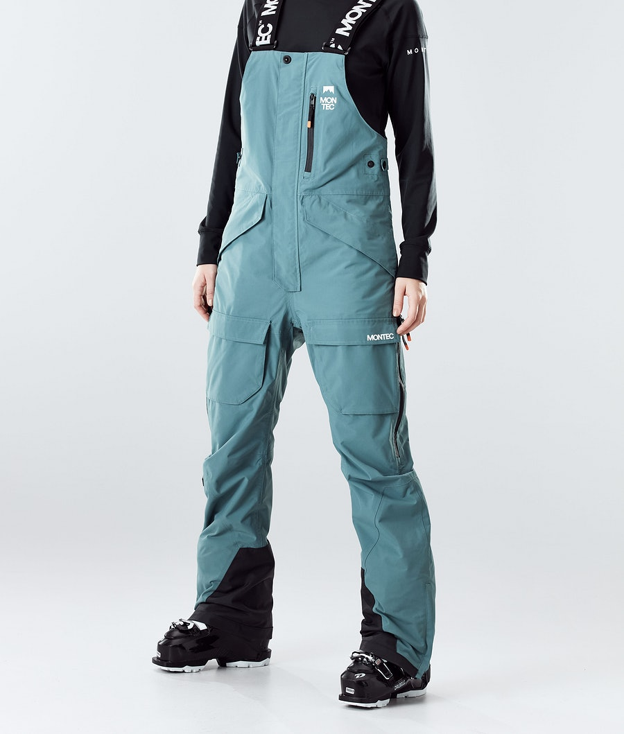 Fawk W Ski Pants Women Atlantic