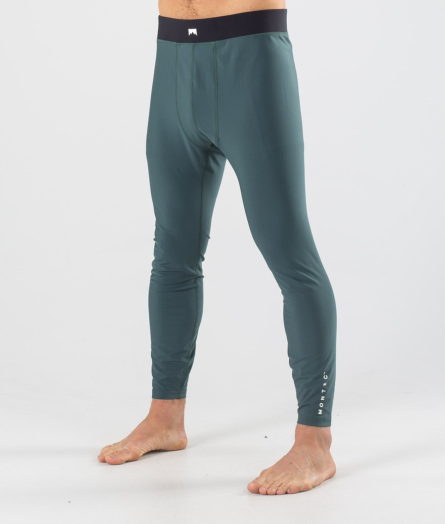 Zulu Base Layer Pant Men Dark Atlantic