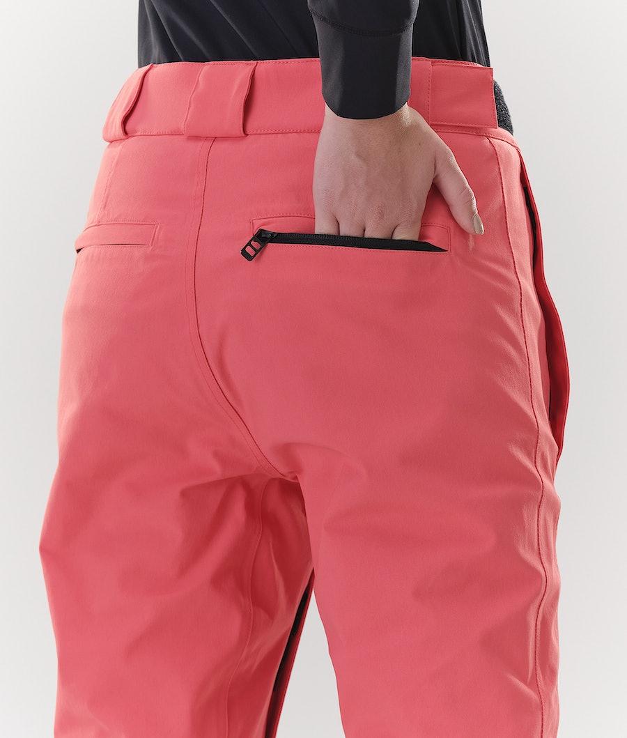 Dope Con Women's Ski Pants Coral