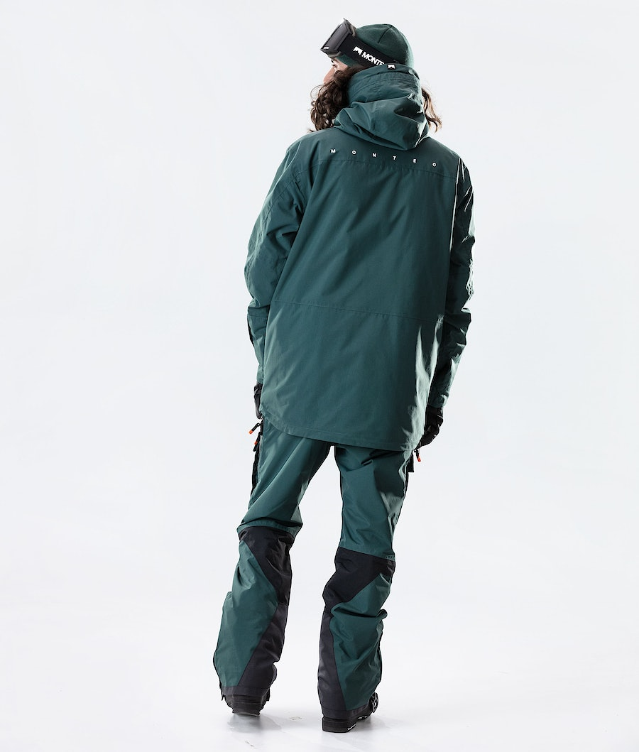 Montec Fawk Ski Jacket Dark Atlantic