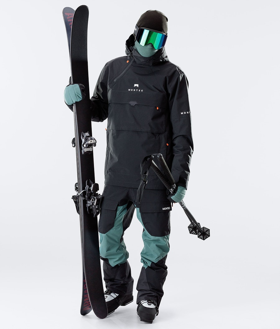 Montec Dune Ski Jacket Black