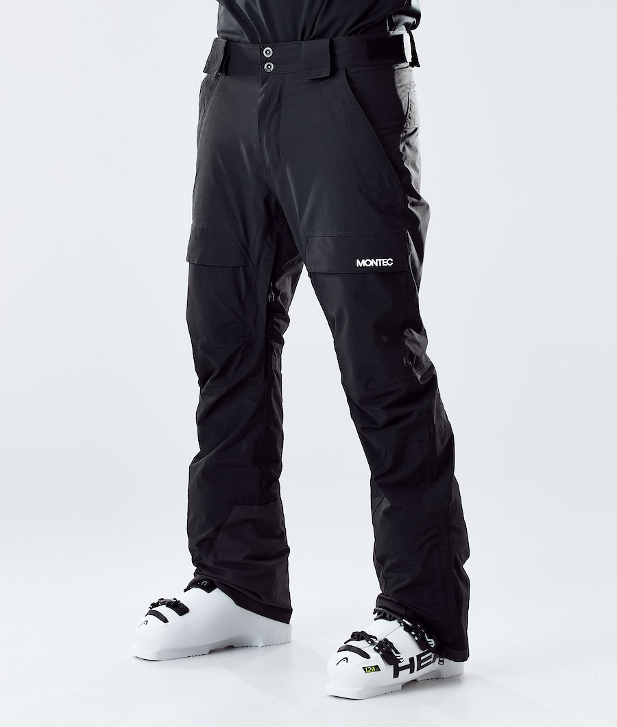 Dune Ski Pants Men Black