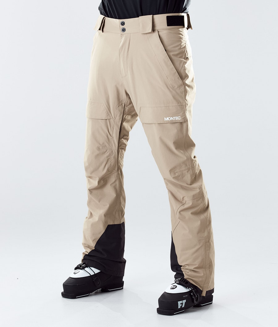 Dune Ski Pants Men Khaki