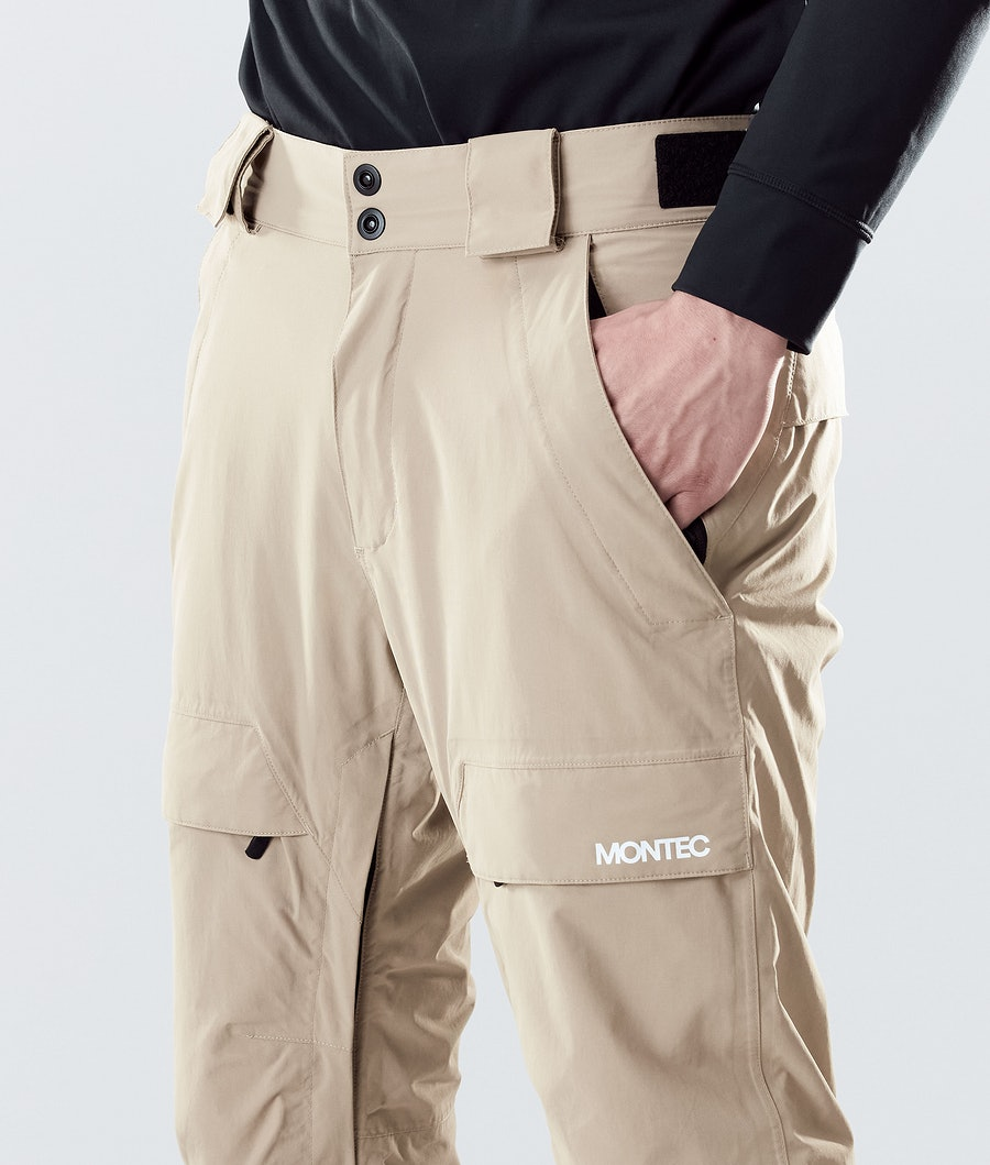 Montec Dune Ski Pants Khaki