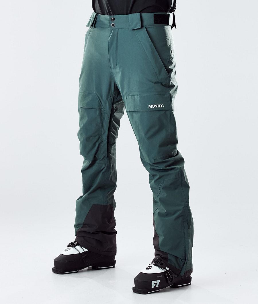 Dune Ski Pants Men Dark Atlantic