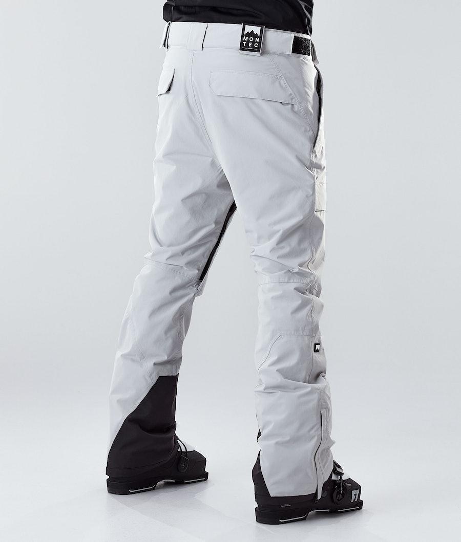 Montec Dune Ski Pants Light Grey