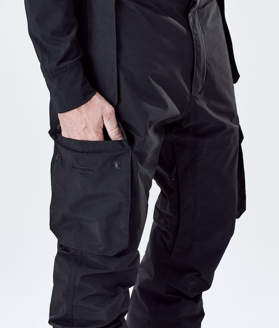 Montec Doom Ski Pants Black
