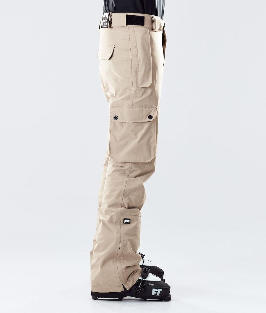 Montec Doom Ski Pants Khaki
