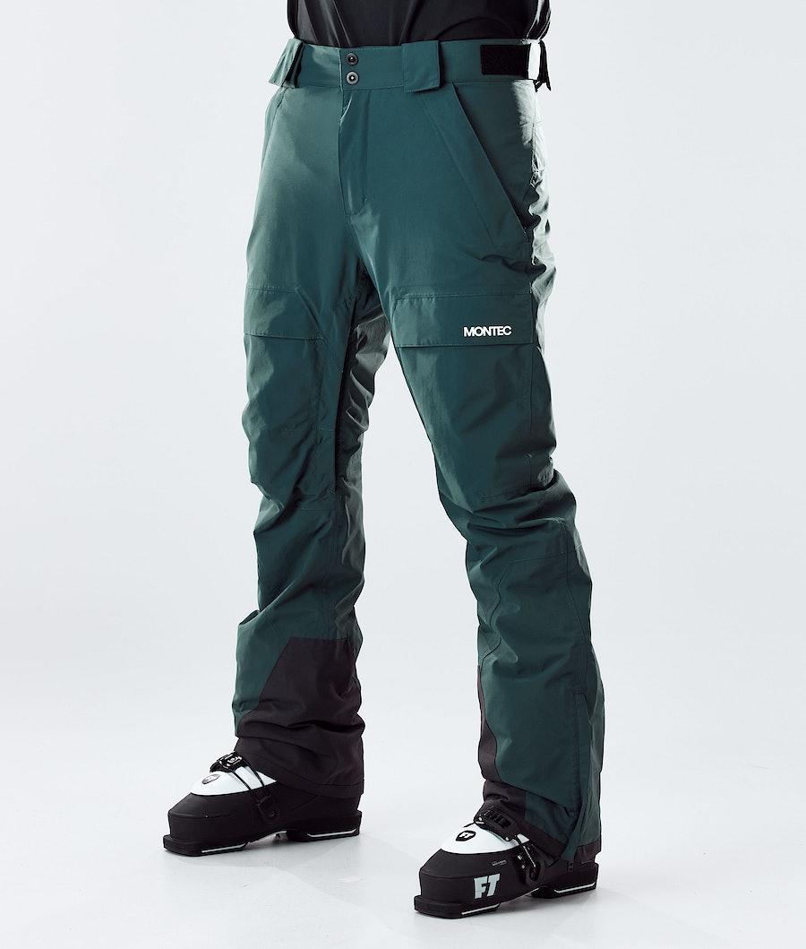 Doom Ski Pants Men Dark Atlantic