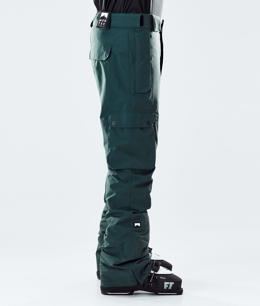 Montec Doom Ski Pants Dark Atlantic