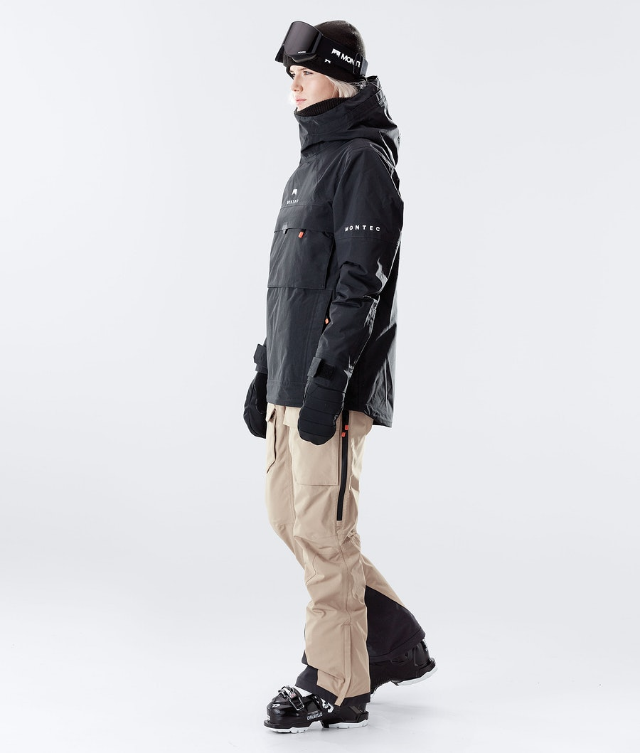 Montec Dune W Women's Ski Jacket Black