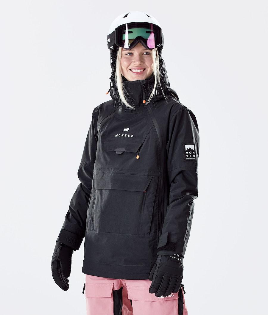 Doom W Ski Jacket Women Black