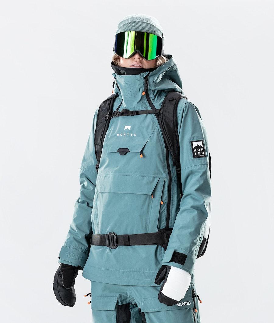 Doom W Ski Jacket Women Atlantic