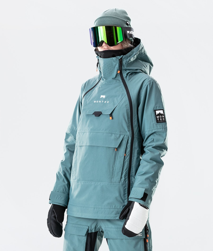Montec Doom W Women's Ski Jacket Atlantic