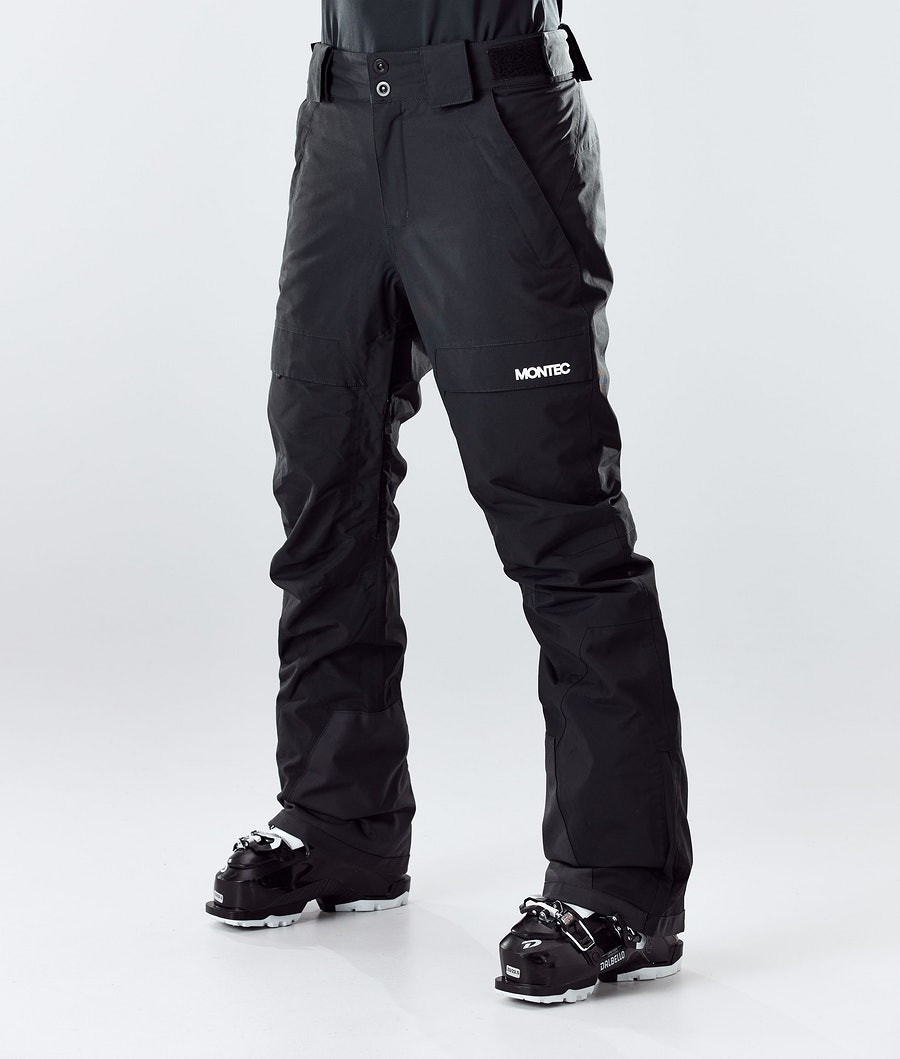Dune W Ski Pants Women Black