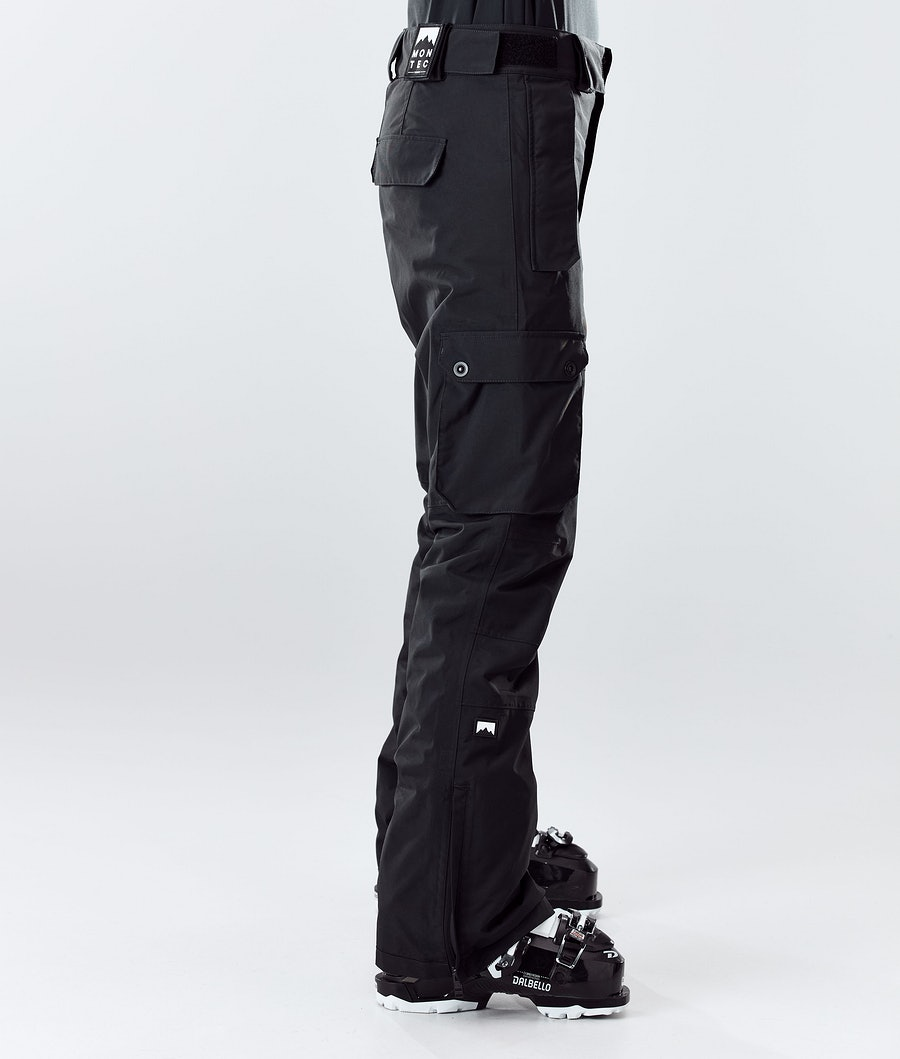 Montec Doom W Women's Ski Pants Black