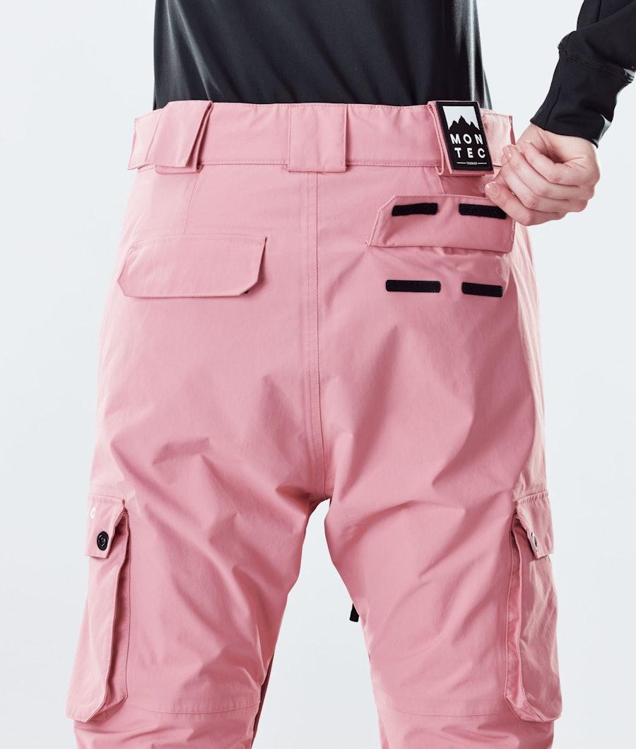 Montec Doom W Women's Ski Pants Pink
