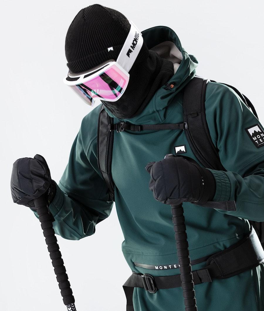Montec Tempest Ski Jacket Dark Atlantic