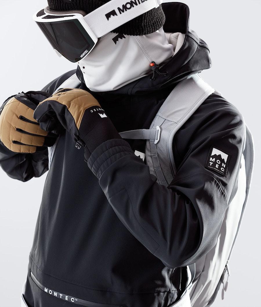 Montec Tempest Ski Jacket Black