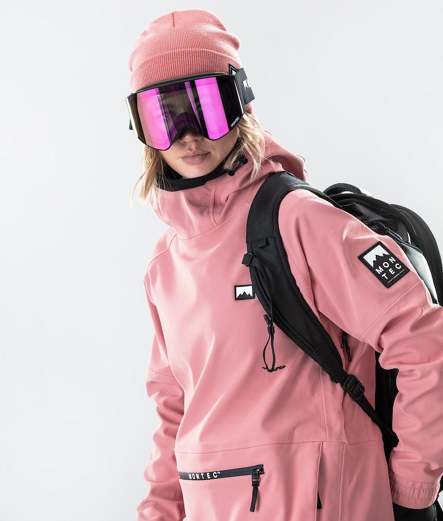 Montec Tempest W Women's Ski Jacket Pink