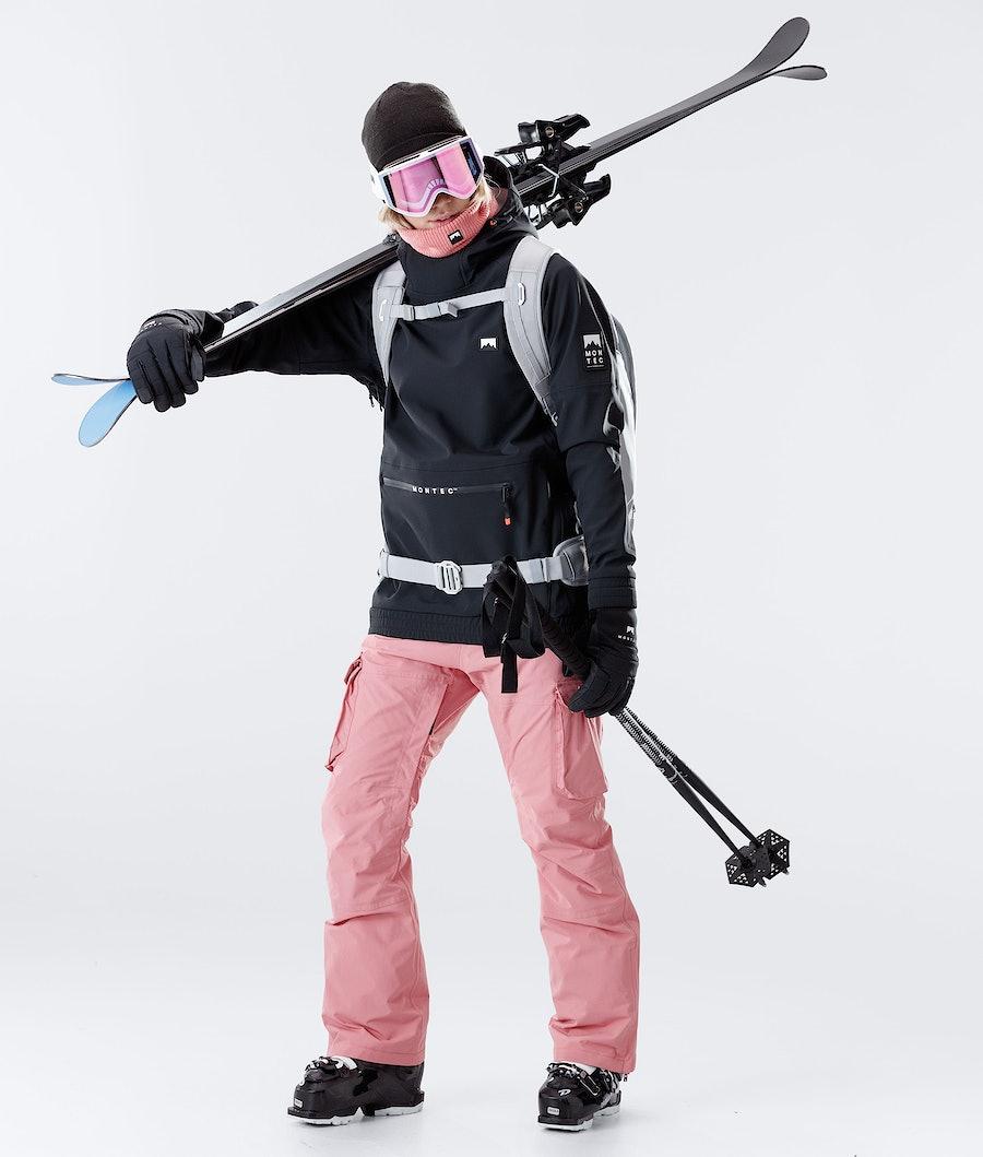 Montec Tempest W Women's Ski Jacket Black