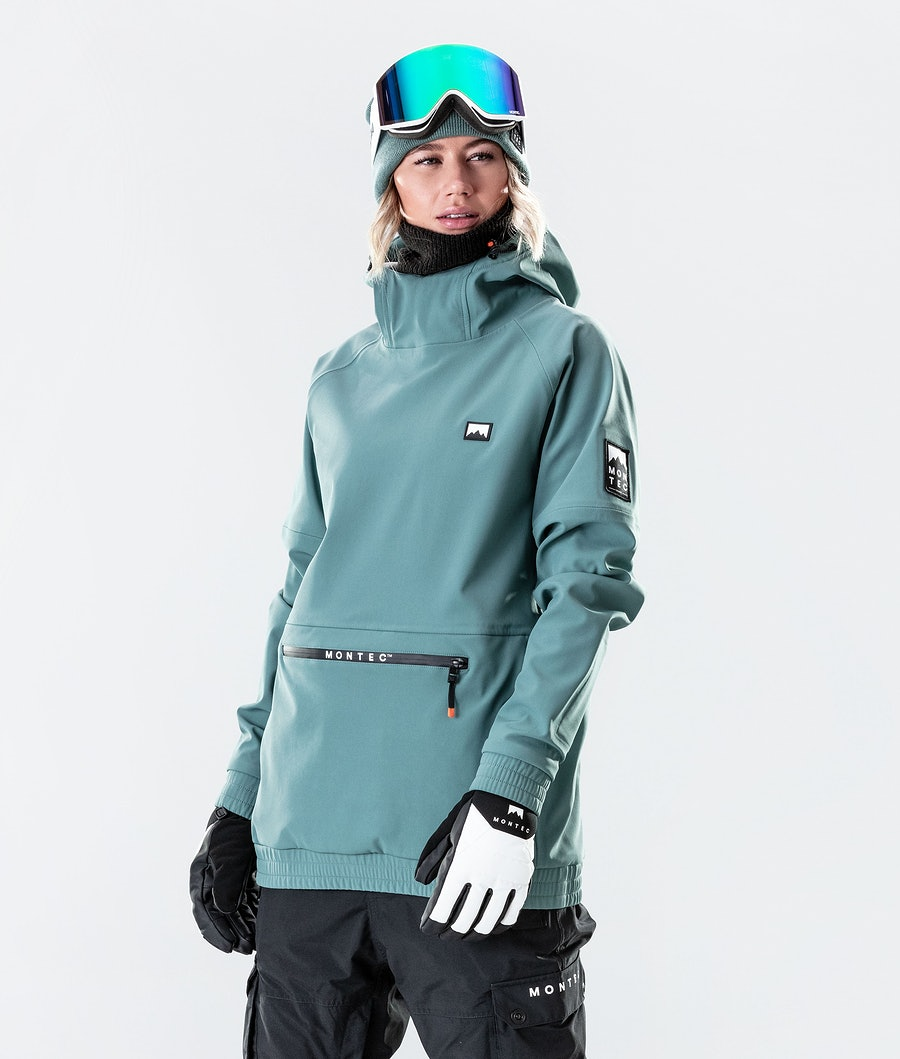 Montec Tempest W Women's Ski Jacket Atlantic