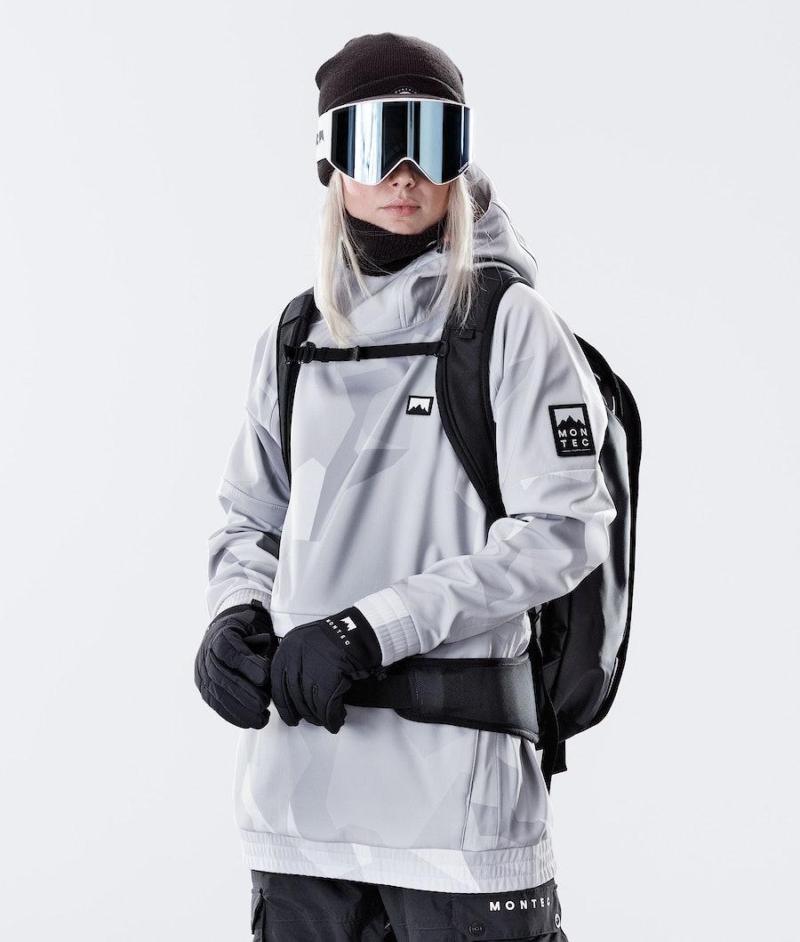 Montec Tempest W Ski Jacket Ski Camo Ski Jacket Snow Camo