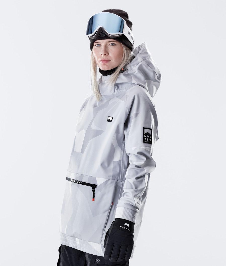 Montec Tempest W Women's Ski Jacket Snow Camo