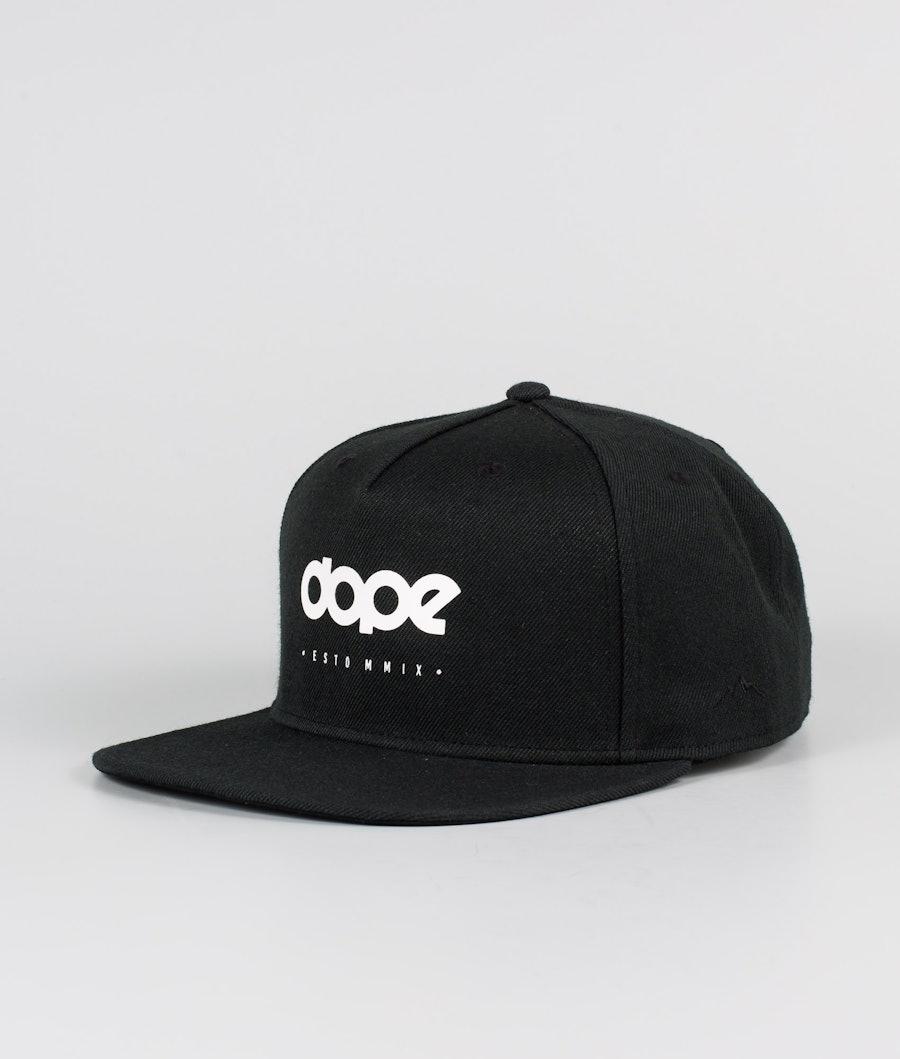 Dope Dope OG Cap Black