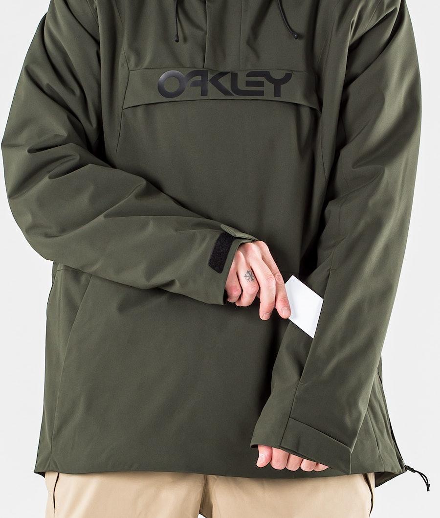Oakley Insulated Anorak Skidjacka New Dark Brush
