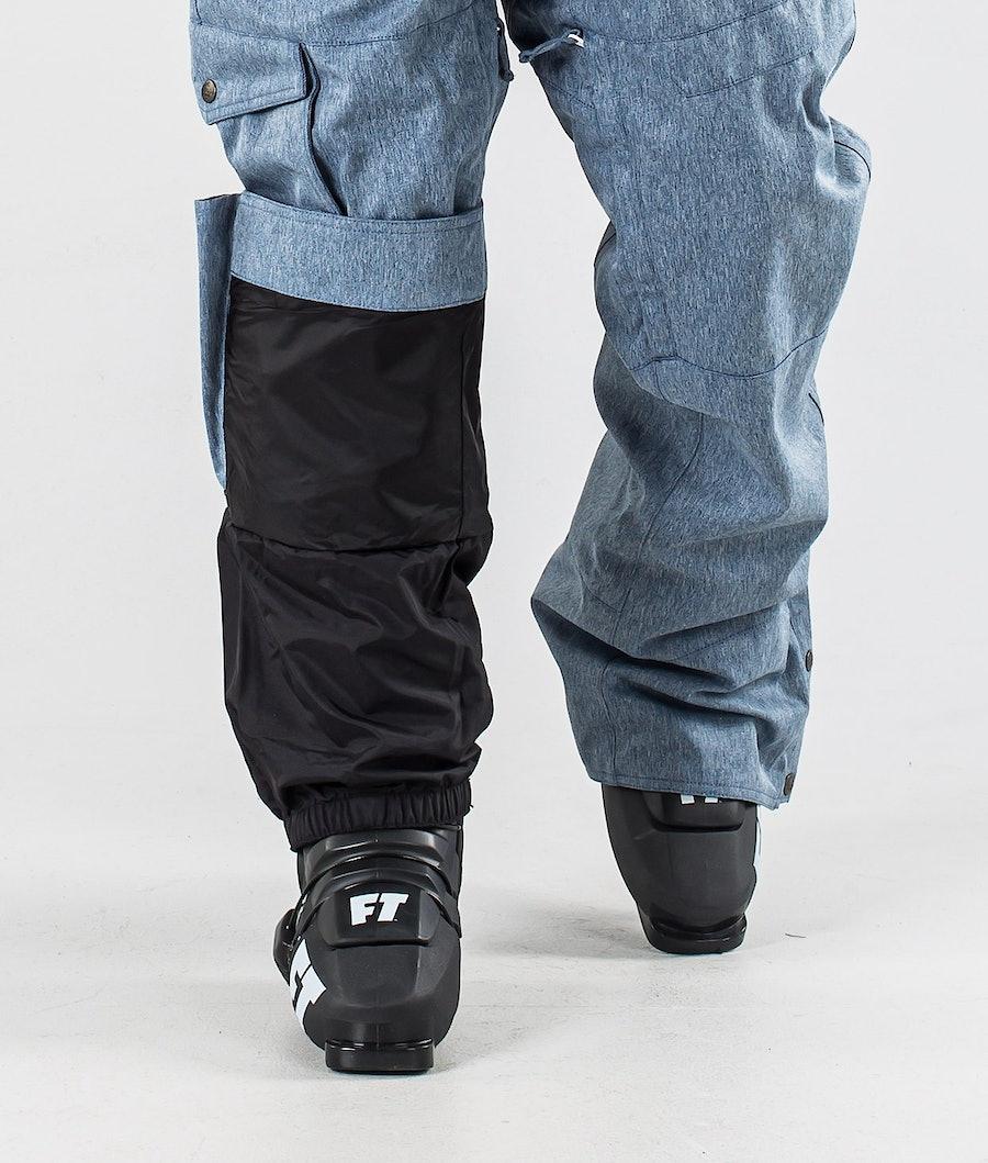Picture Under Ski Pants Denim