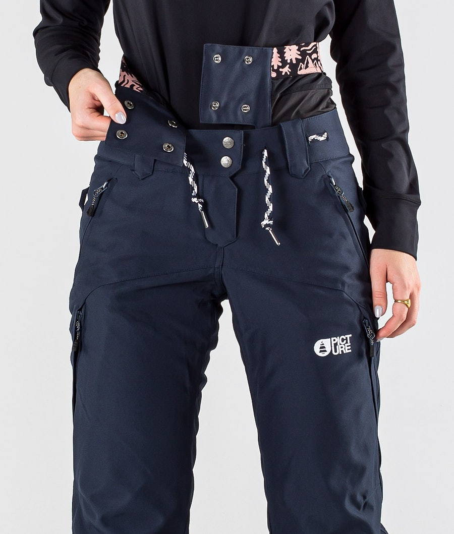 Picture Treva Women's Ski Pants Dark Blue
