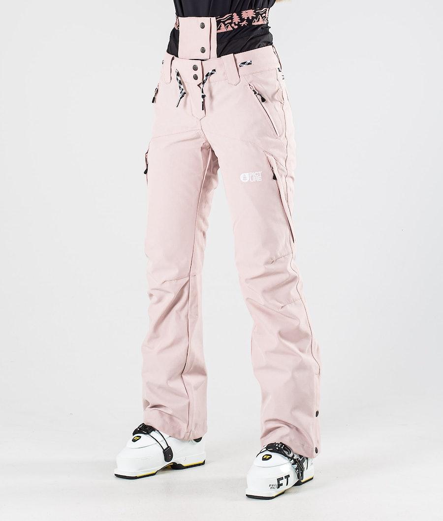 Picture Treva Women's Ski Pants Pink