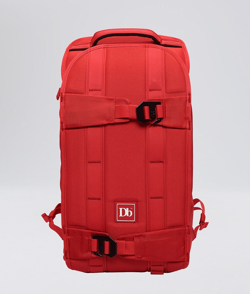 Douchebags The Explorer Bag Scarlet Red
