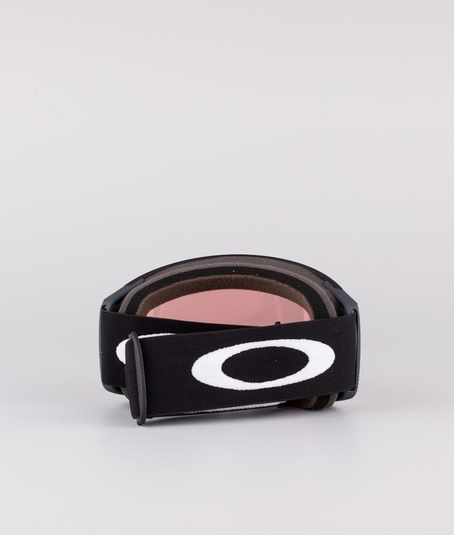 Oakley Flight Tracker L Skidglasögon Matte Black With Prizm Snow Hi Pink Lens