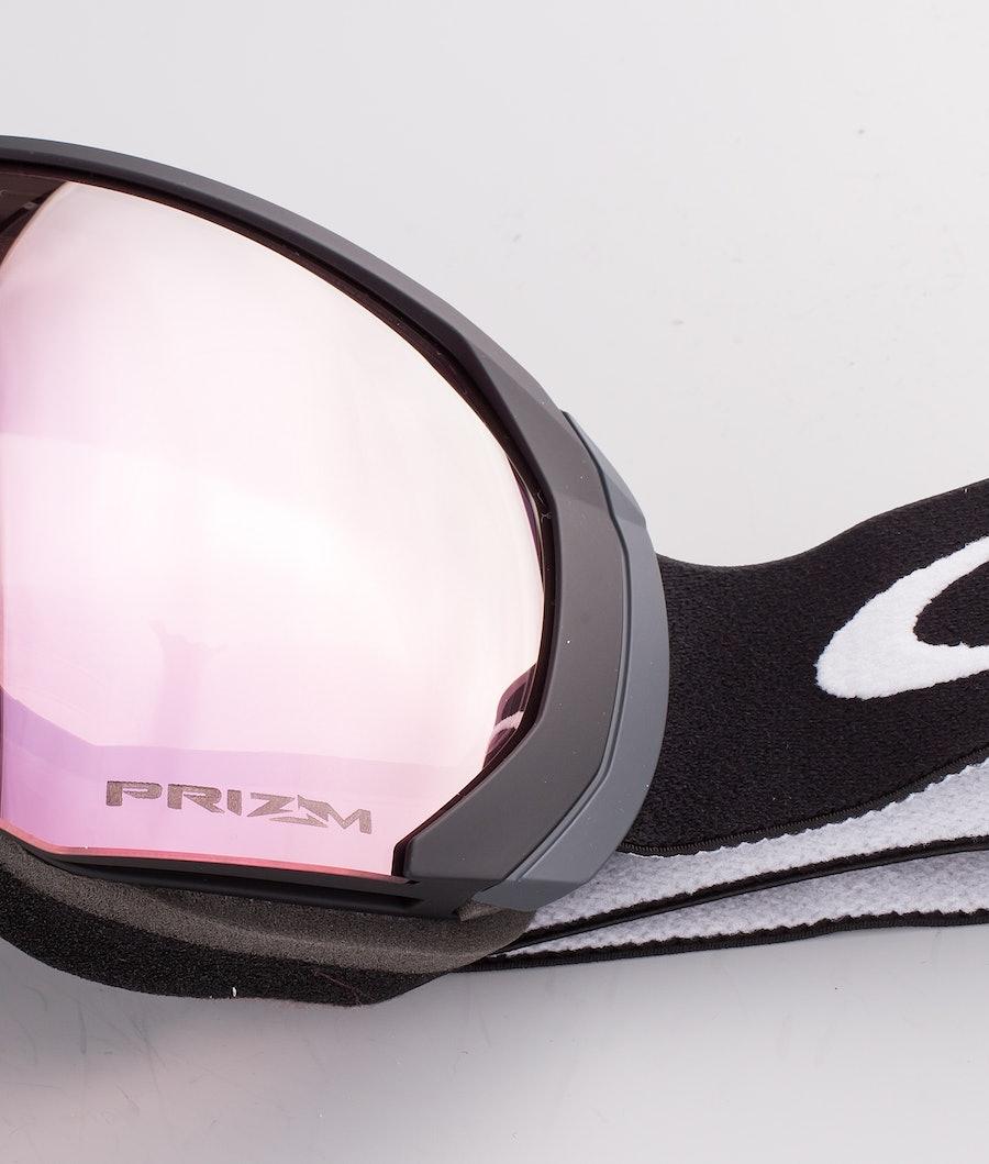 Oakley Flight Path L Skidglasögon Matte Black With Prizm Snow Hi Pink Lens