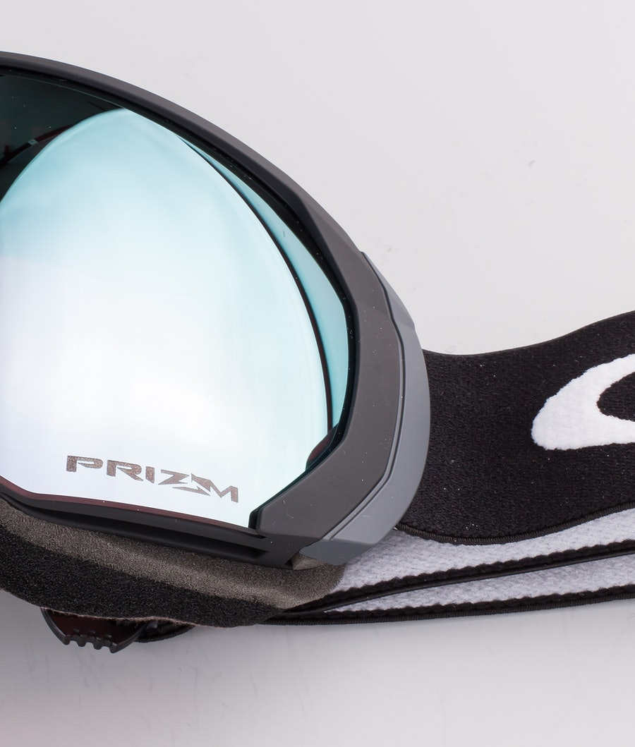 Oakley Flight Path L Skibril Matte Black With Prizm Snow Sapphire Iridium Lens