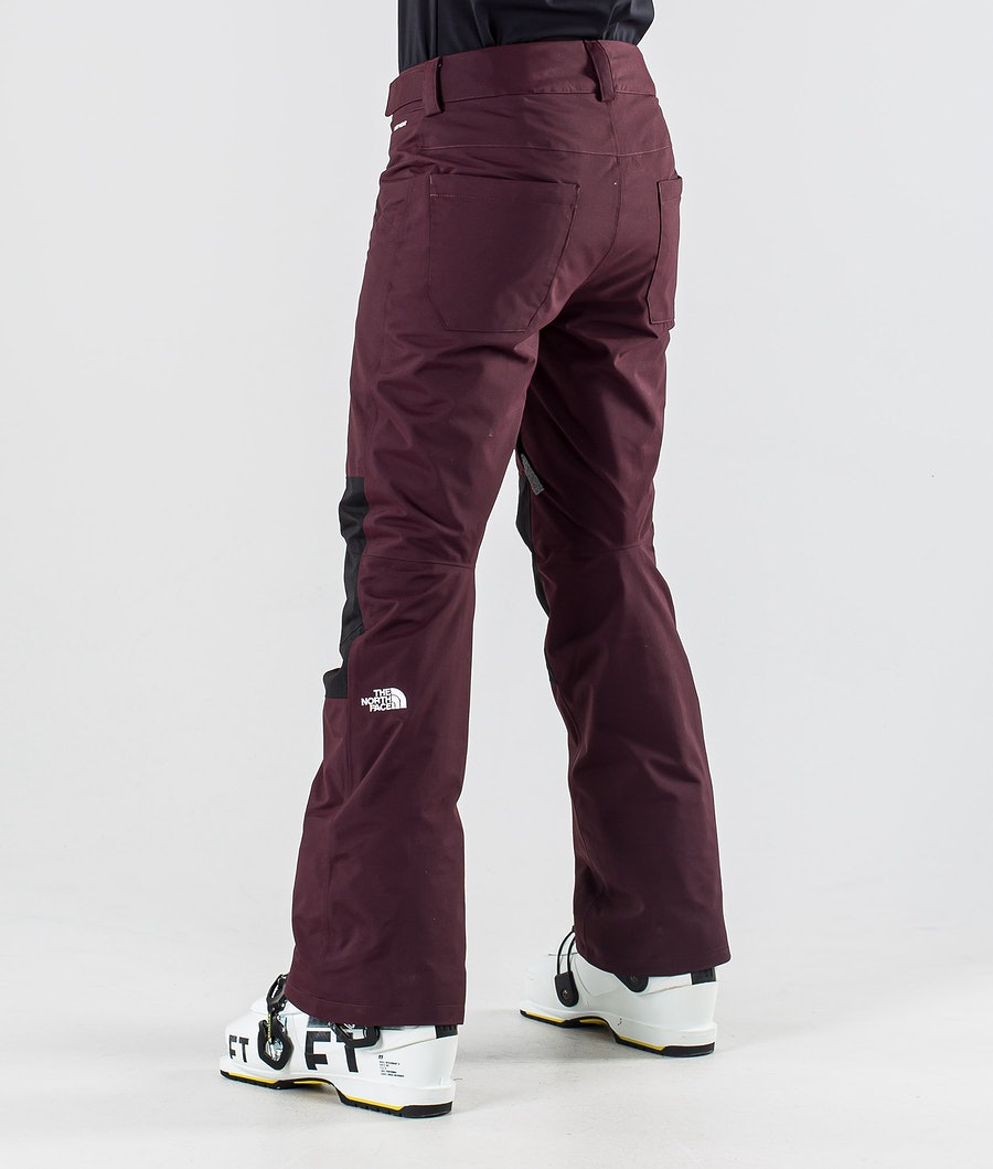 The North Face Aboutaday Women's Ski Pants Root Brown/Tnf Black