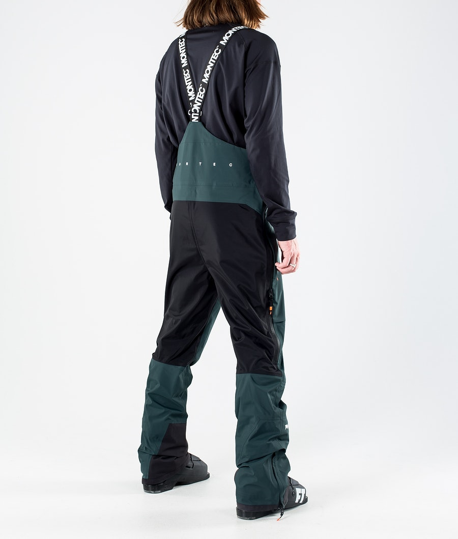 Montec Fenix 3L Ski Pants Dark Atlantic