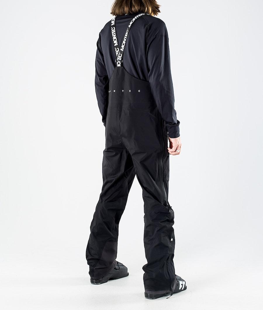 Montec Fenix 3L Ski Pants Black