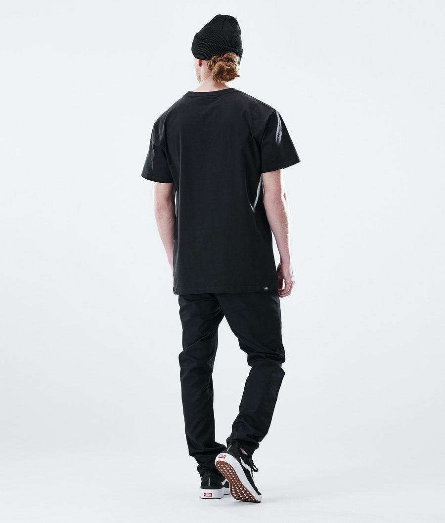Dope Daily 2X-up T-shirt Black