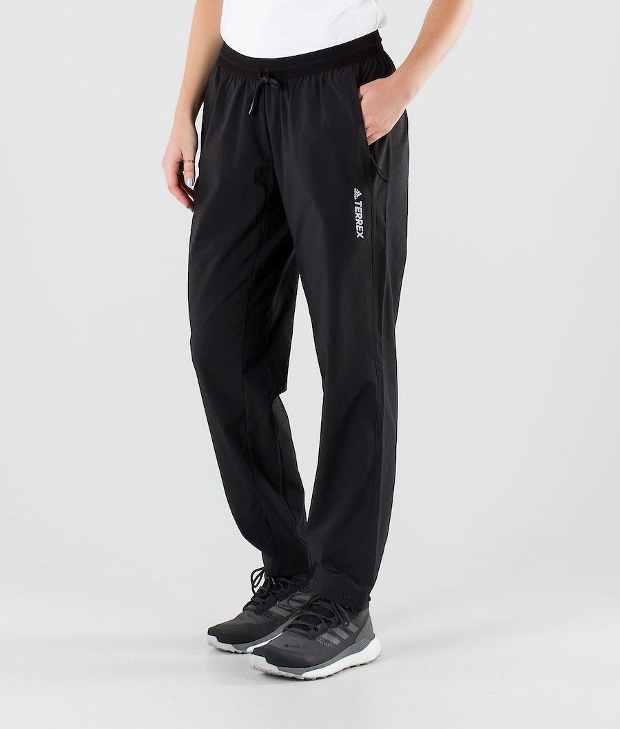 Adidas Terrex Liteflex Pantaloni Outdoor Donna Black/Black