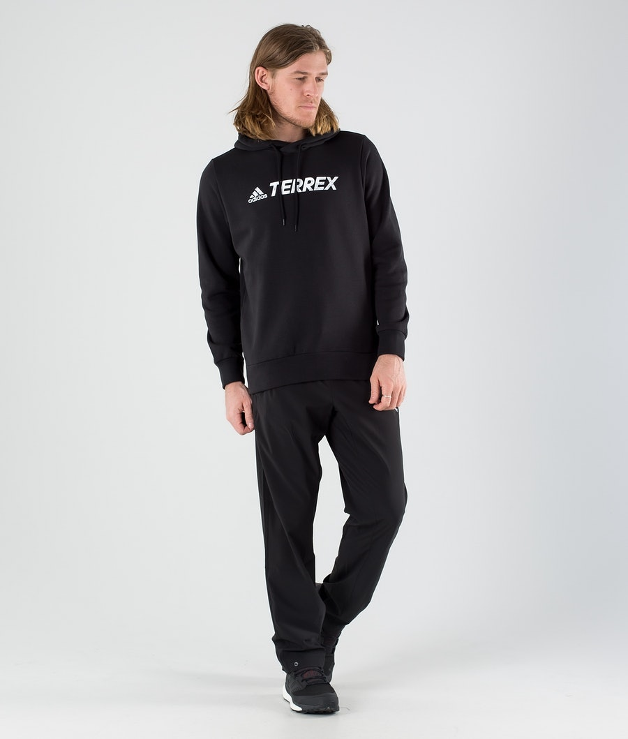 Adidas Terrex Gfx Logo Hood Black