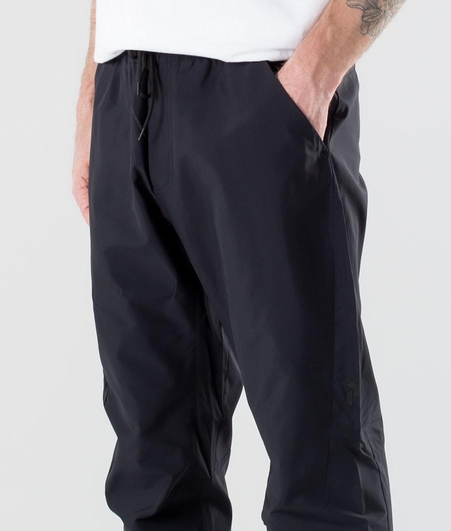 Peak Performance Tech A2B Light Outdoor Trousers Black
