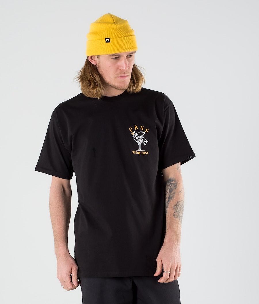 Vans Speak Easy T-shirt Black