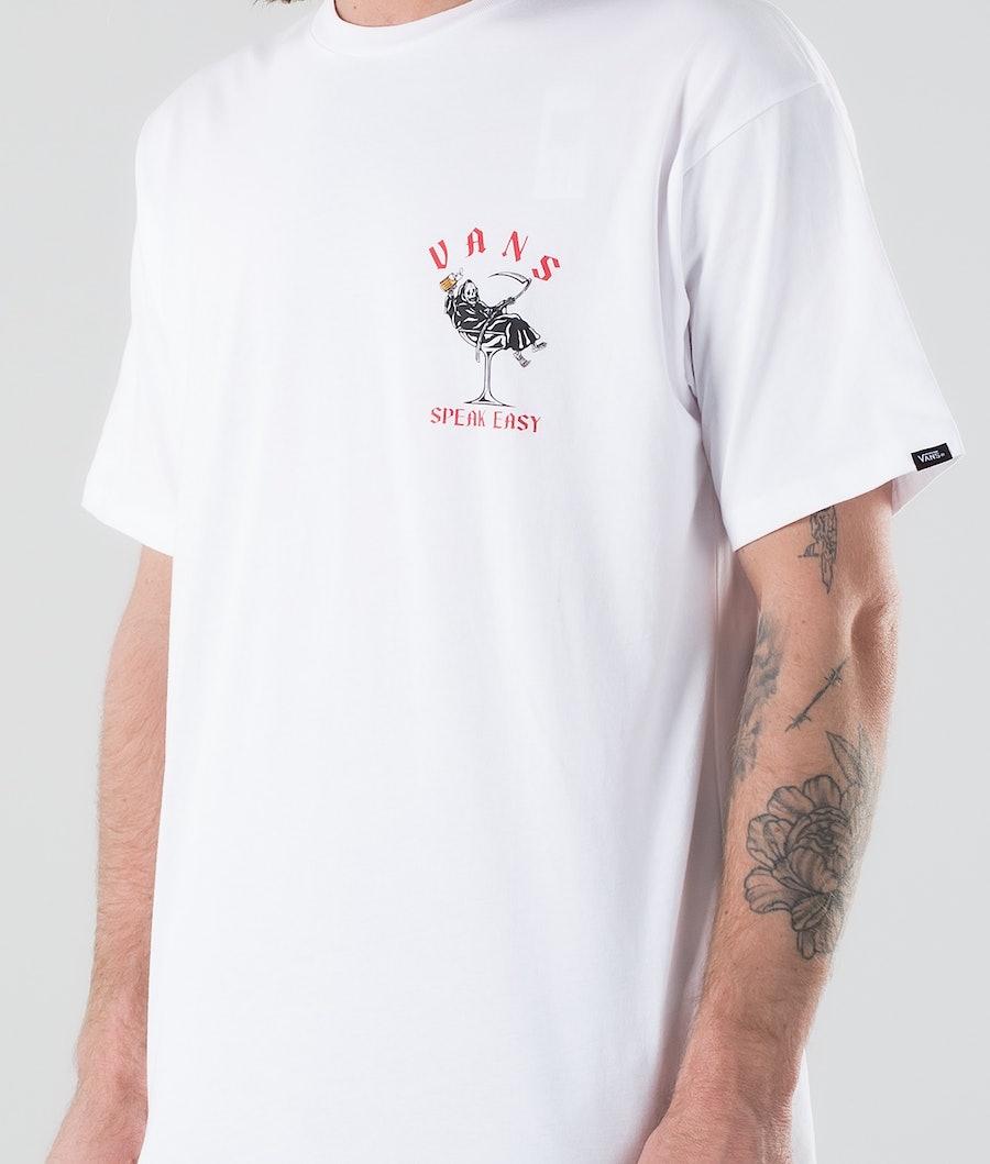 Vans Speak Easy T-shirt White